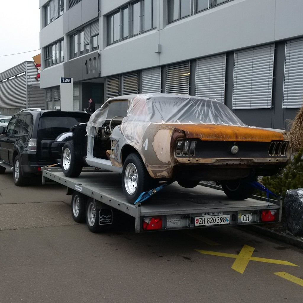 1967 Ford Mustang – Part 3