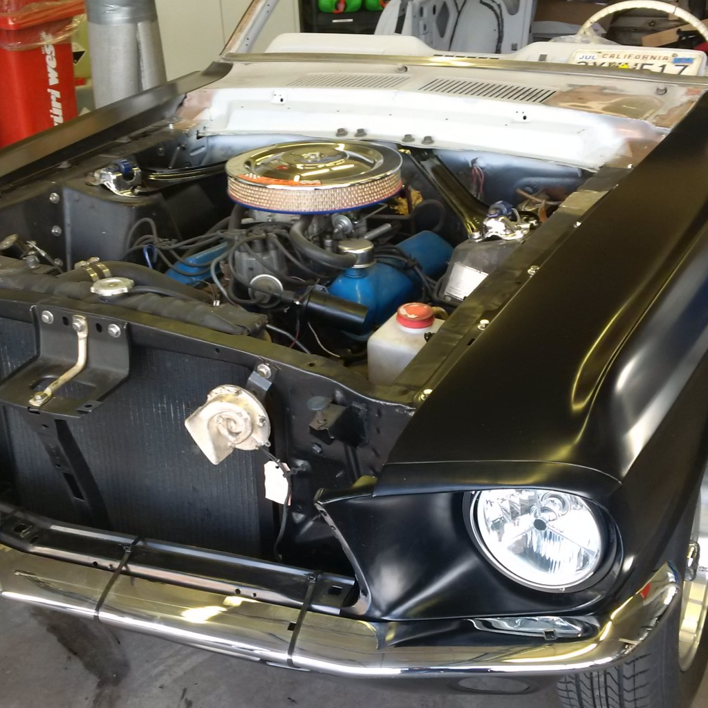 1967 Ford Mustang – Part 5