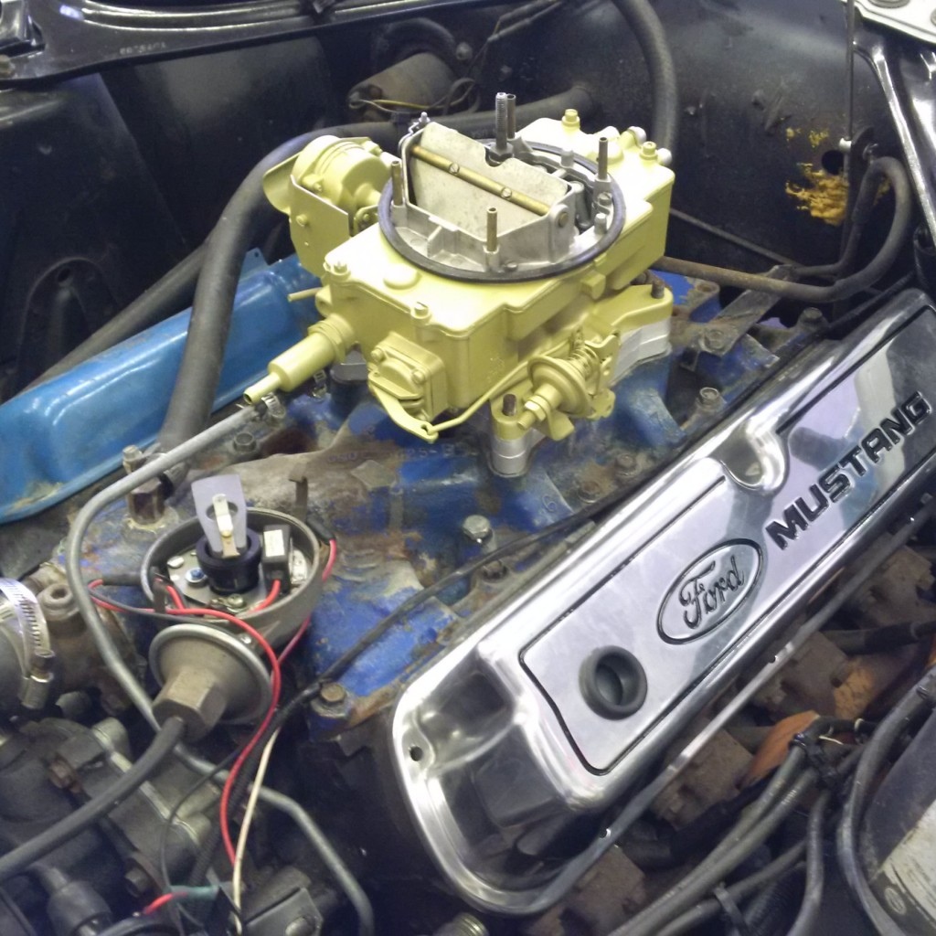 1967 Ford Mustang – Part 6