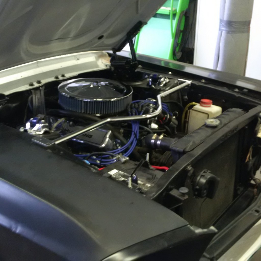 1967 Ford Mustang – Part 7