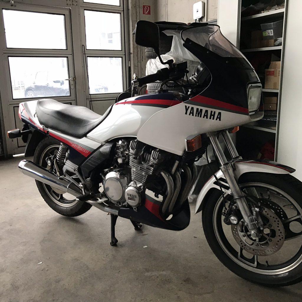 1984 Yamaha XJ 900 31a – Part 4