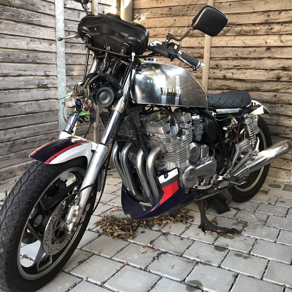 1984 Yamaha XJ 900 31a – Part 10