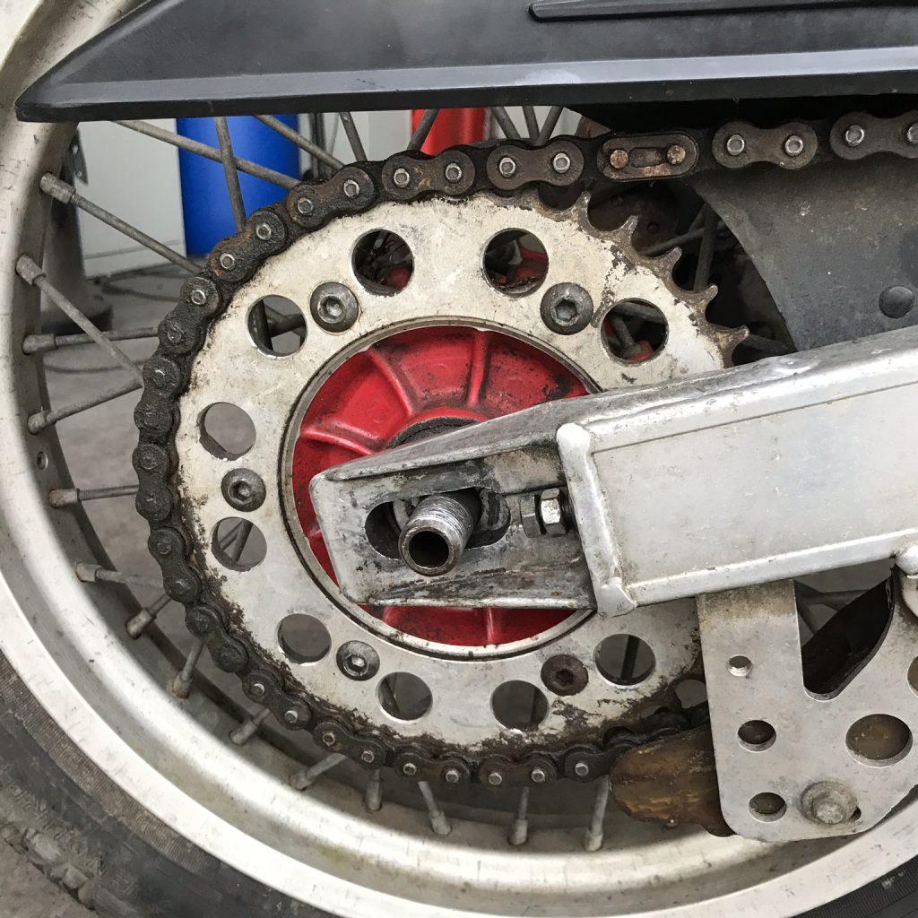 1991 KTM ER 600 LC4 – Part 5