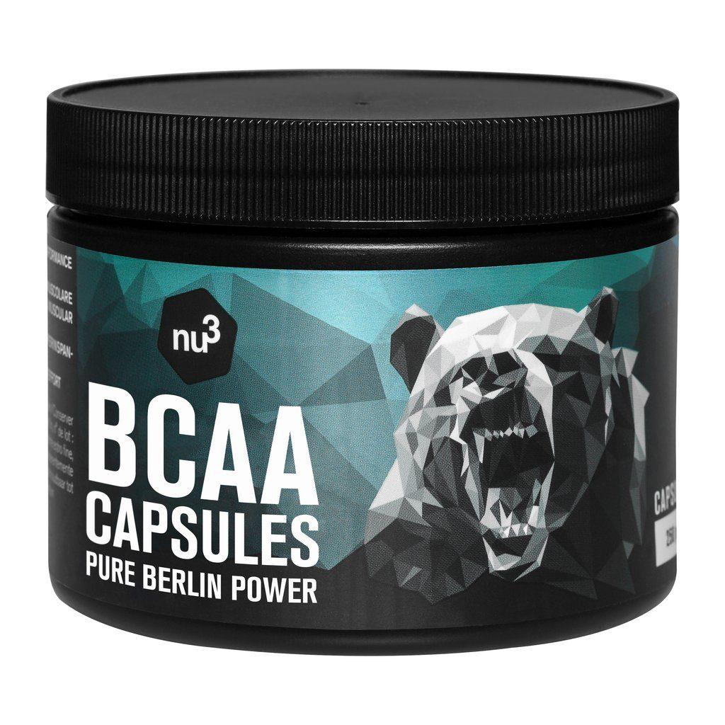 BCAA Kapseln